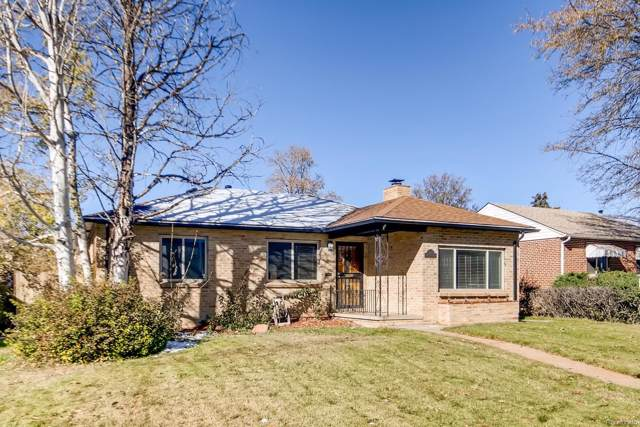 1429 S Jackson Street, Denver, CO 80210 (MLS #4060780) :: Bliss Realty Group