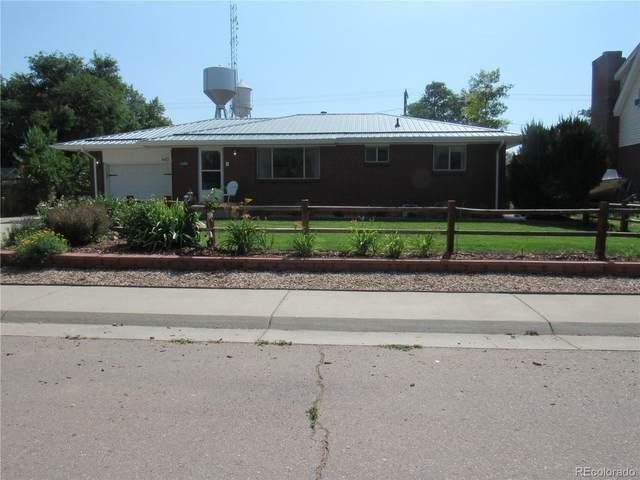 442 Cherry Street, Hudson, CO 80642 (#4060936) :: Stephanie Fryncko | Keller Williams Integrity