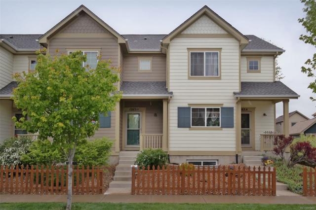 1263 Hummingbird Circle B, Longmont, CO 80501 (#4062450) :: The HomeSmiths Team - Keller Williams