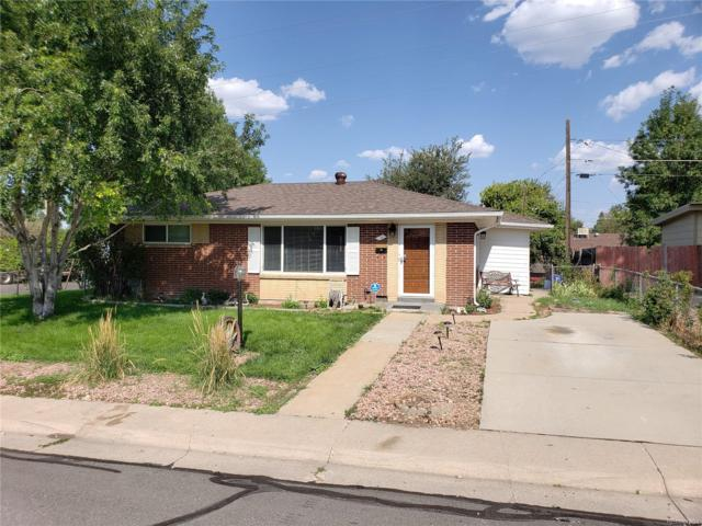 10 S Fenton Street, Lakewood, CO 80226 (#4064531) :: Bring Home Denver
