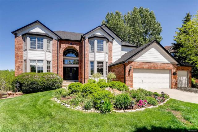 10734 Cougar Ridge, Littleton, CO 80124 (#4065589) :: The Peak Properties Group