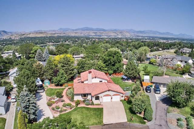 2111 Robb Street, Lakewood, CO 80215 (#4066815) :: You 1st Realty