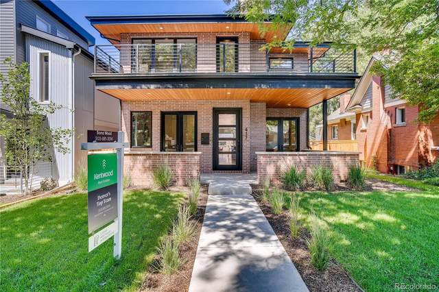 417 S Gilpin Street, Denver, CO 80209 (#4068097) :: The DeGrood Team