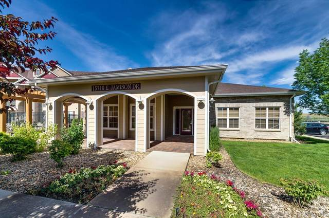 15700 E Jamison Drive #103, Englewood, CO 80112 (#4069364) :: The Gilbert Group