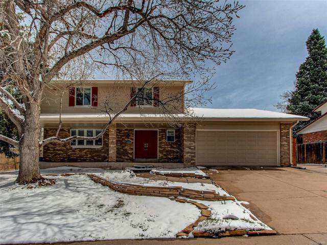 5806 S Jamaica Way, Englewood, CO 80111 (#4069806) :: The Heyl Group at Keller Williams