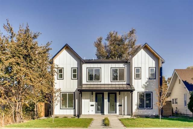 3150 S Bannock Street, Englewood, CO 80110 (#4070627) :: Relevate | Denver