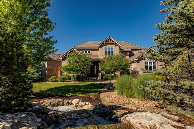 5720 Diamond Ridge Parkway, Castle Rock, CO 80108 (#4077244) :: The HomeSmiths Team - Keller Williams