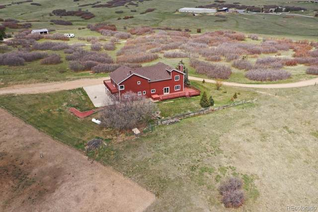 6257 Lake Gulch Road, Castle Rock, CO 80104 (MLS #4078776) :: 8z Real Estate