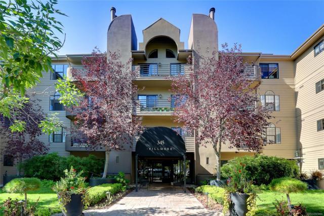 345 Fillmore Street #407, Denver, CO 80206 (#4082638) :: Sellstate Realty Pros