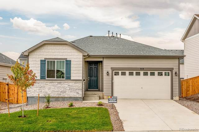 954 N Waterloo Street, Aurora, CO 80018 (MLS #4082864) :: Kittle Real Estate