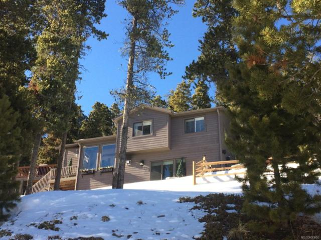 245 Lodgepole Drive, Evergreen, CO 80439 (MLS #4084345) :: 8z Real Estate