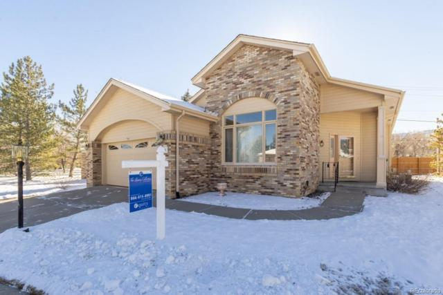 15142 W 32nd Drive, Golden, CO 80401 (MLS #4084929) :: Bliss Realty Group