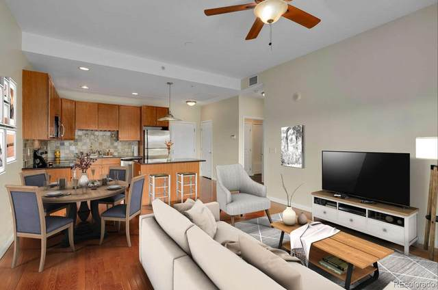 1950 N Logan Street #707, Denver, CO 80203 (#4085338) :: iHomes Colorado