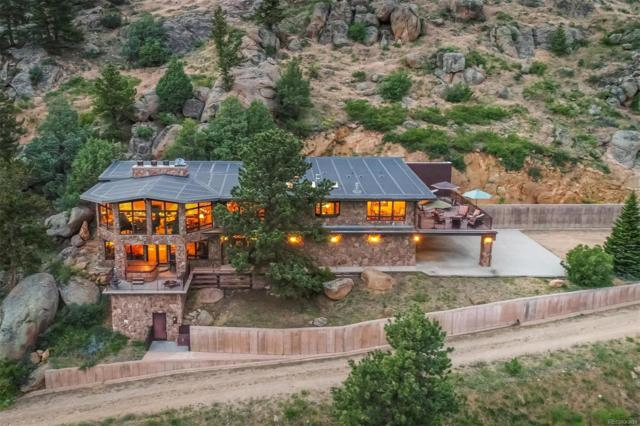 2701 Fall River Road, Estes Park, CO 80517 (#4087351) :: The HomeSmiths Team - Keller Williams