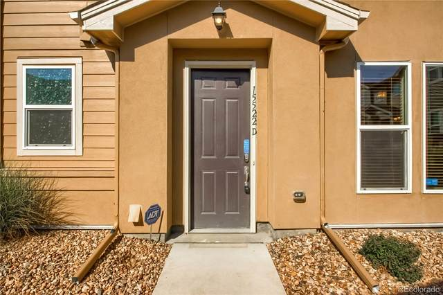 15522 W 65th Avenue D, Arvada, CO 80007 (#4087785) :: The Gilbert Group
