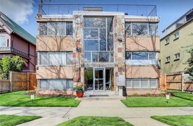 1435 Elizabeth Street #2, Denver, CO 80206 (#4090312) :: Wisdom Real Estate