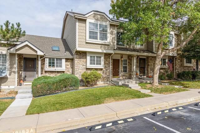 18193 E Alabama Place B, Aurora, CO 80017 (#4092536) :: Venterra Real Estate LLC