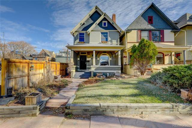 1440 York Street, Denver, CO 80206 (#4092659) :: Realty ONE Group Five Star