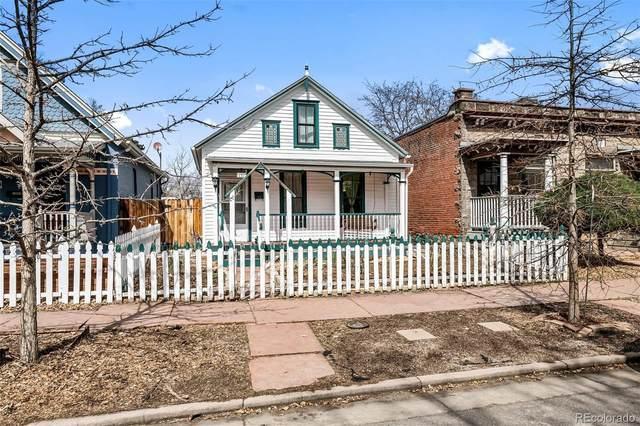 151 W Archer Place, Denver, CO 80223 (MLS #4093527) :: 8z Real Estate