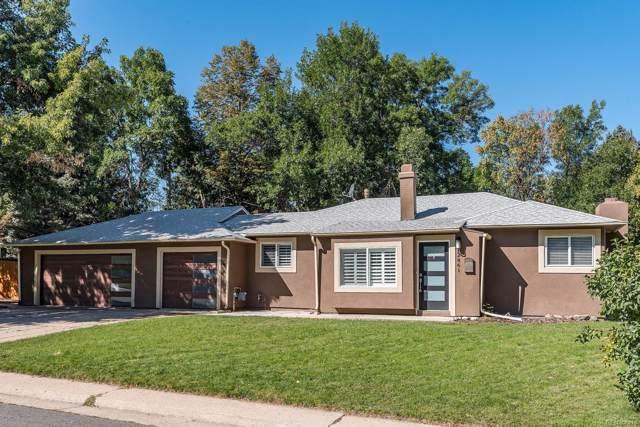 2861 S Jackson Street, Denver, CO 80210 (MLS #4093933) :: 8z Real Estate