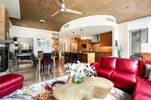 1690 Bassett Street #6, Denver, CO 80202 (MLS #4098221) :: 8z Real Estate