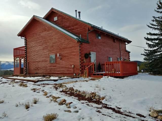 67 Knolltop Circle, Westcliffe, CO 81252 (#4099168) :: iHomes Colorado