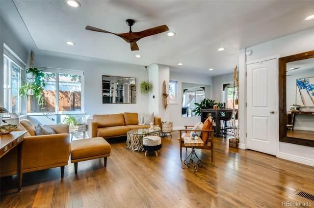 3560 Oneida Street, Denver, CO 80207 (MLS #4102571) :: Find Colorado Real Estate