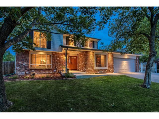 17187 E Crestline Avenue, Centennial, CO 80015 (MLS #4112295) :: 8z Real Estate