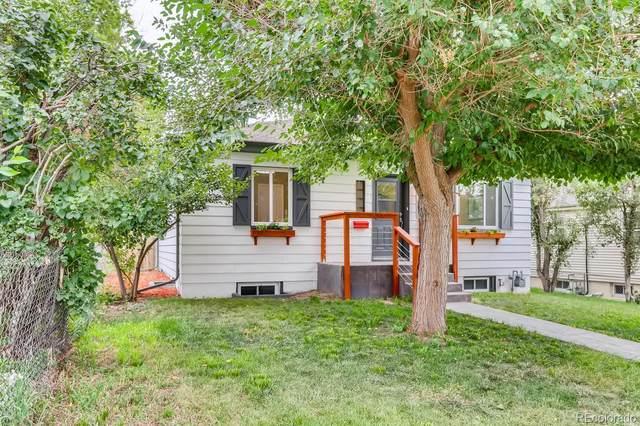4026 S Cherokee Street, Englewood, CO 80110 (MLS #4112373) :: 8z Real Estate