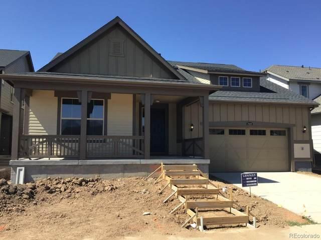 7920 Blue River Avenue, Littleton, CO 80125 (MLS #4118545) :: 8z Real Estate