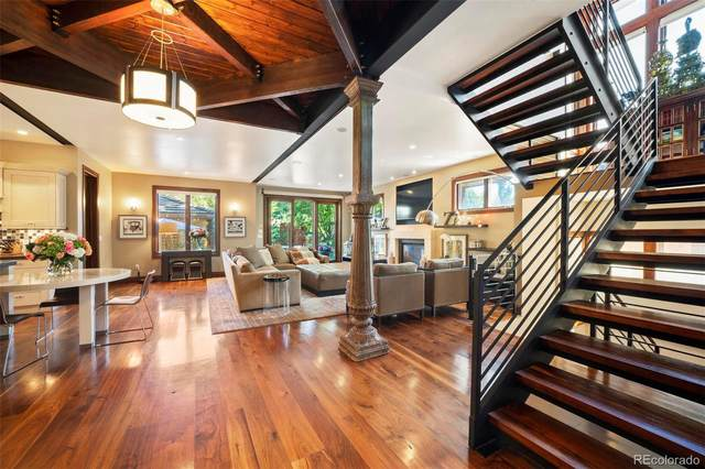 1310 S Fillmore Street, Denver, CO 80210 (#4119386) :: Chateaux Realty Group