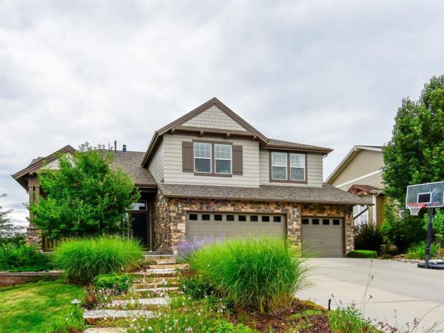 1460 Stonehill Court, Castle Rock, CO 80104 (MLS #4119915) :: 8z Real Estate