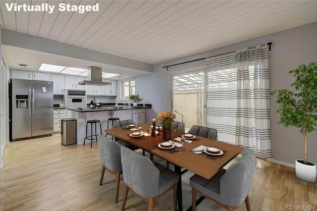 3967 S Boston Street, Denver, CO 80237 (#4123186) :: Briggs American Properties