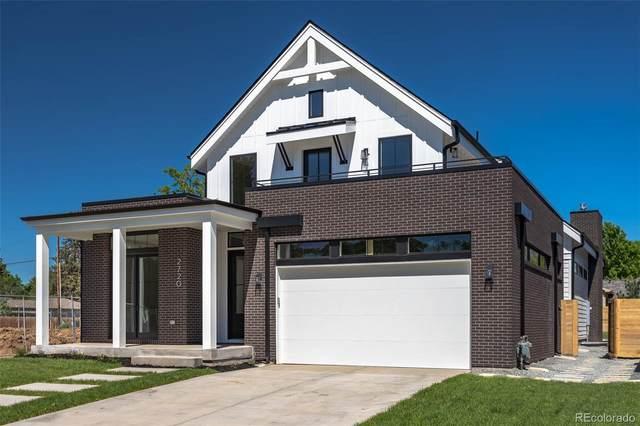 2720 S Williams Street, Denver, CO 80210 (#4124179) :: Wisdom Real Estate