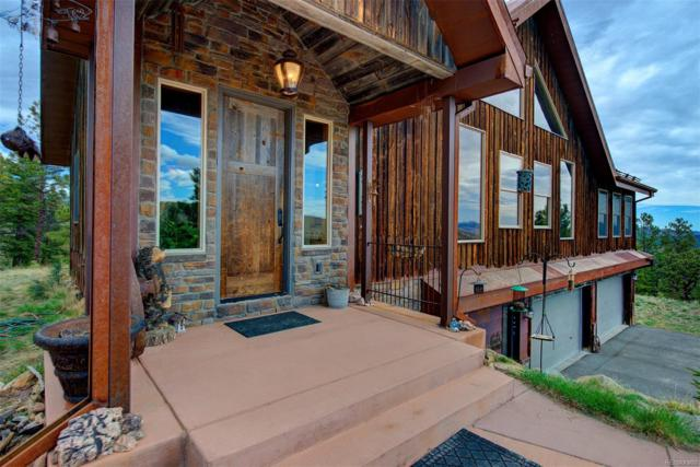 32363 San Luis Peak Trail, Pine, CO 80470 (MLS #4130370) :: 8z Real Estate