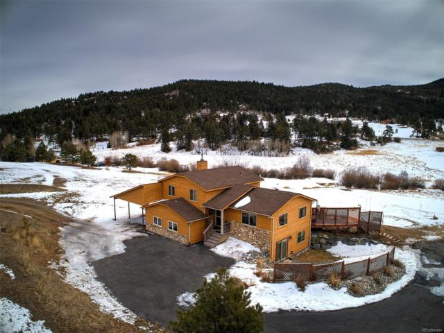 7925 Gray Fox Drive, Evergreen, CO 80439 (MLS #4130664) :: Bliss Realty Group