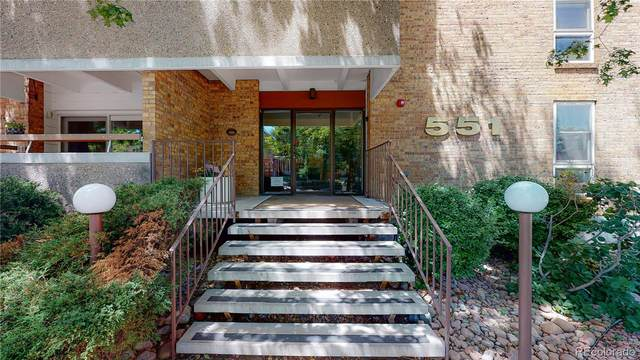 551 Pearl Street #304, Denver, CO 80203 (#4131101) :: The DeGrood Team
