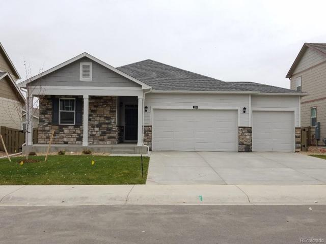 535 2nd Street, Severance, CO 80550 (#4132294) :: The Heyl Group at Keller Williams