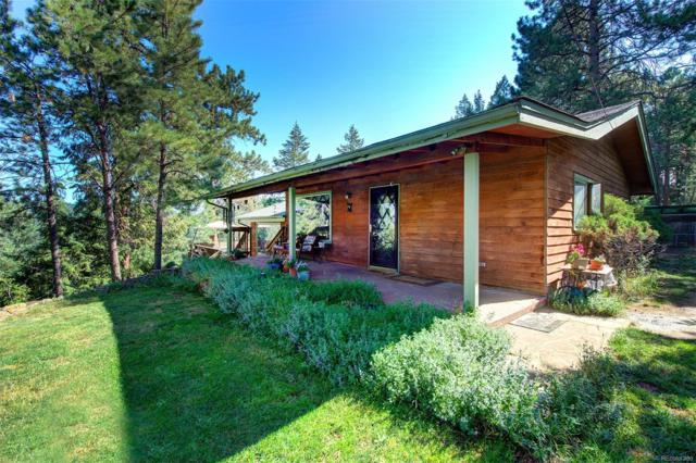 27972 Camel Heights Circle, Evergreen, CO 80439 (#4135209) :: The Heyl Group at Keller Williams