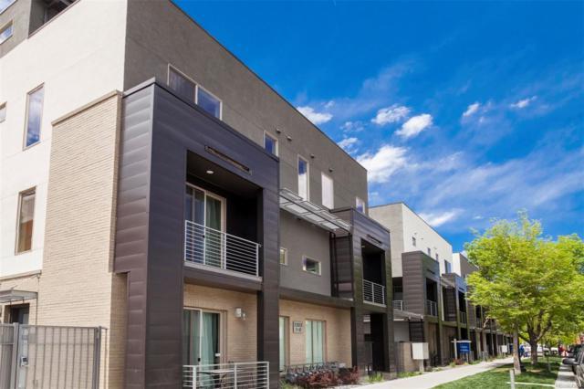 1335 Elati Street #5, Denver, CO 80204 (#4135464) :: The Griffith Home Team
