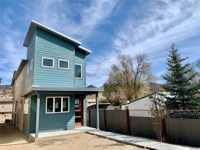 922 W Second Street, Salida, CO 81201 (MLS #4135632) :: 8z Real Estate