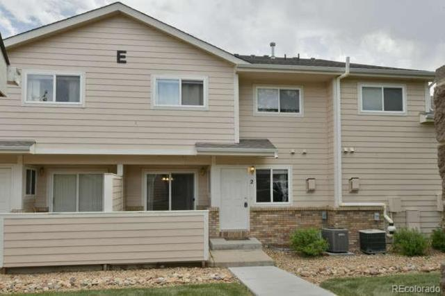1601 Great Western Drive E2, Longmont, CO 80501 (#4136146) :: Sellstate Realty Pros