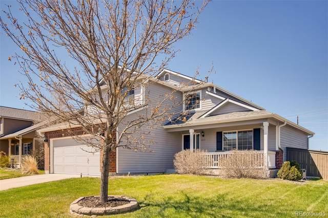 4833 Eckert Street, Castle Rock, CO 80104 (#4137020) :: Mile High Luxury Real Estate