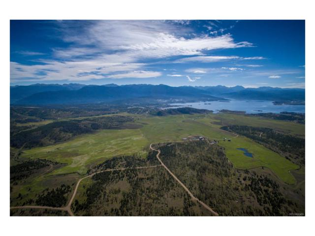 0 County Road 42, Granby, CO 80446 (MLS #4140210) :: 8z Real Estate