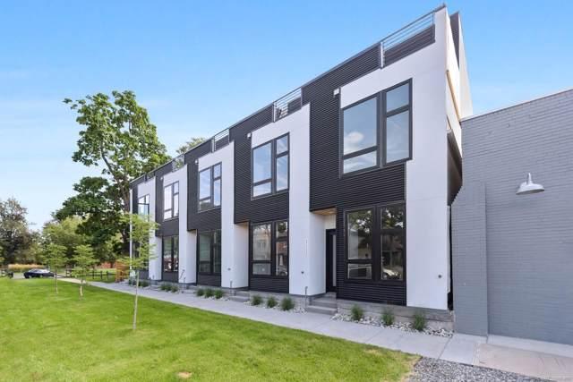 3124 N Gilpin Street, Denver, CO 80205 (MLS #4142240) :: 8z Real Estate