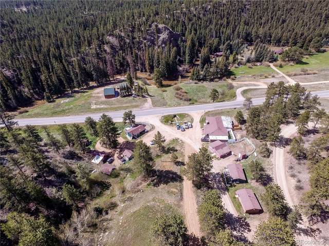 58415 Us Highway 285, Bailey, CO 80421 (#4146003) :: Berkshire Hathaway HomeServices Innovative Real Estate