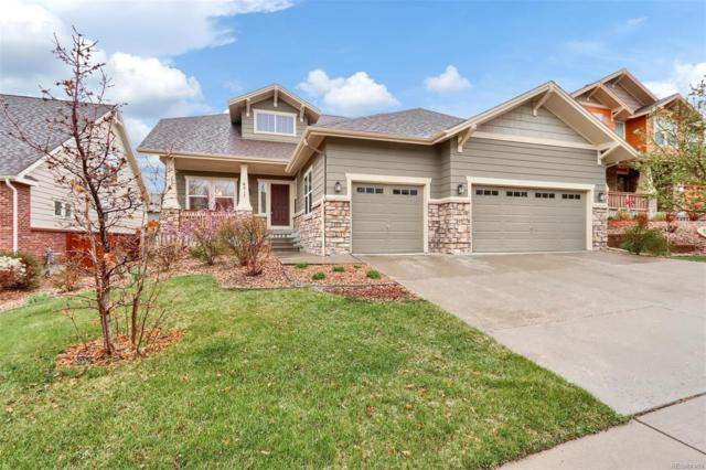6417 S Oak Hill Circle, Aurora, CO 80016 (#4146444) :: The DeGrood Team