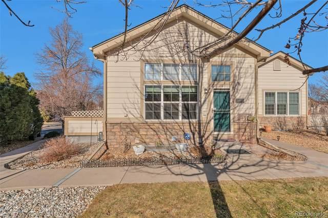 4128 S Crystal Court 13C, Aurora, CO 80014 (#4147319) :: Venterra Real Estate LLC