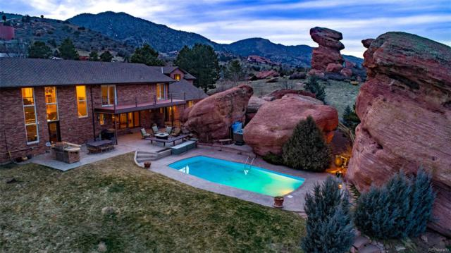 6057 Colorow Drive, Morrison, CO 80465 (#4149340) :: Mile High Luxury Real Estate