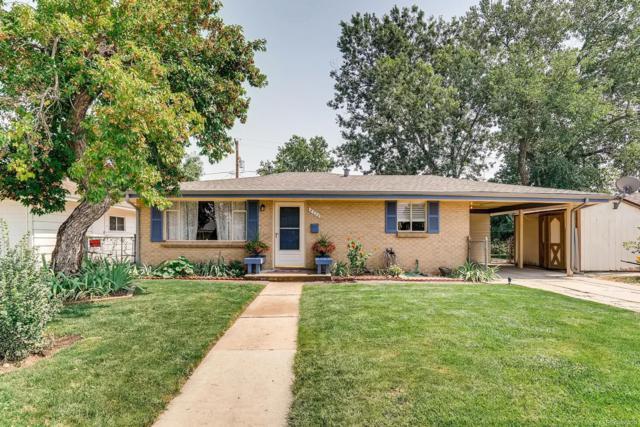 4720 Dudley Street, Wheat Ridge, CO 80033 (#4150397) :: The Peak Properties Group